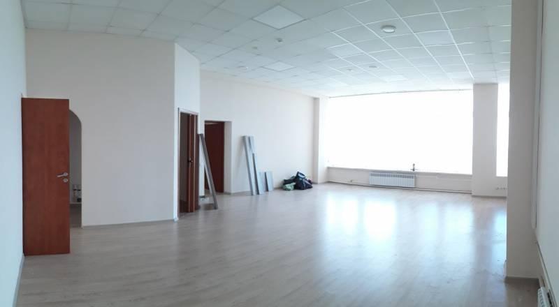 Офис 118,4 м²