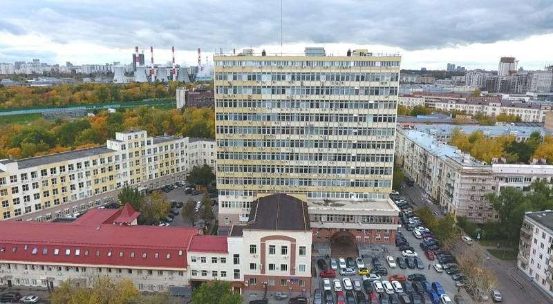 Офис 37,6 м²
